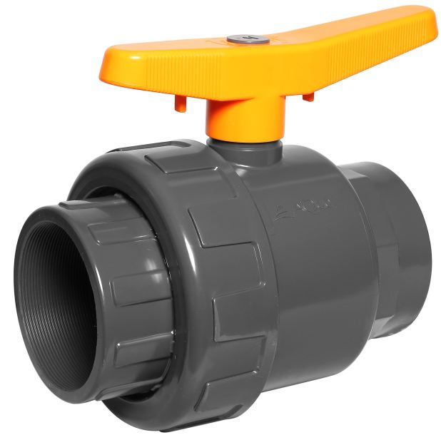 Single Union PVC Ball Valve ControlValve AutomatIrrigation
