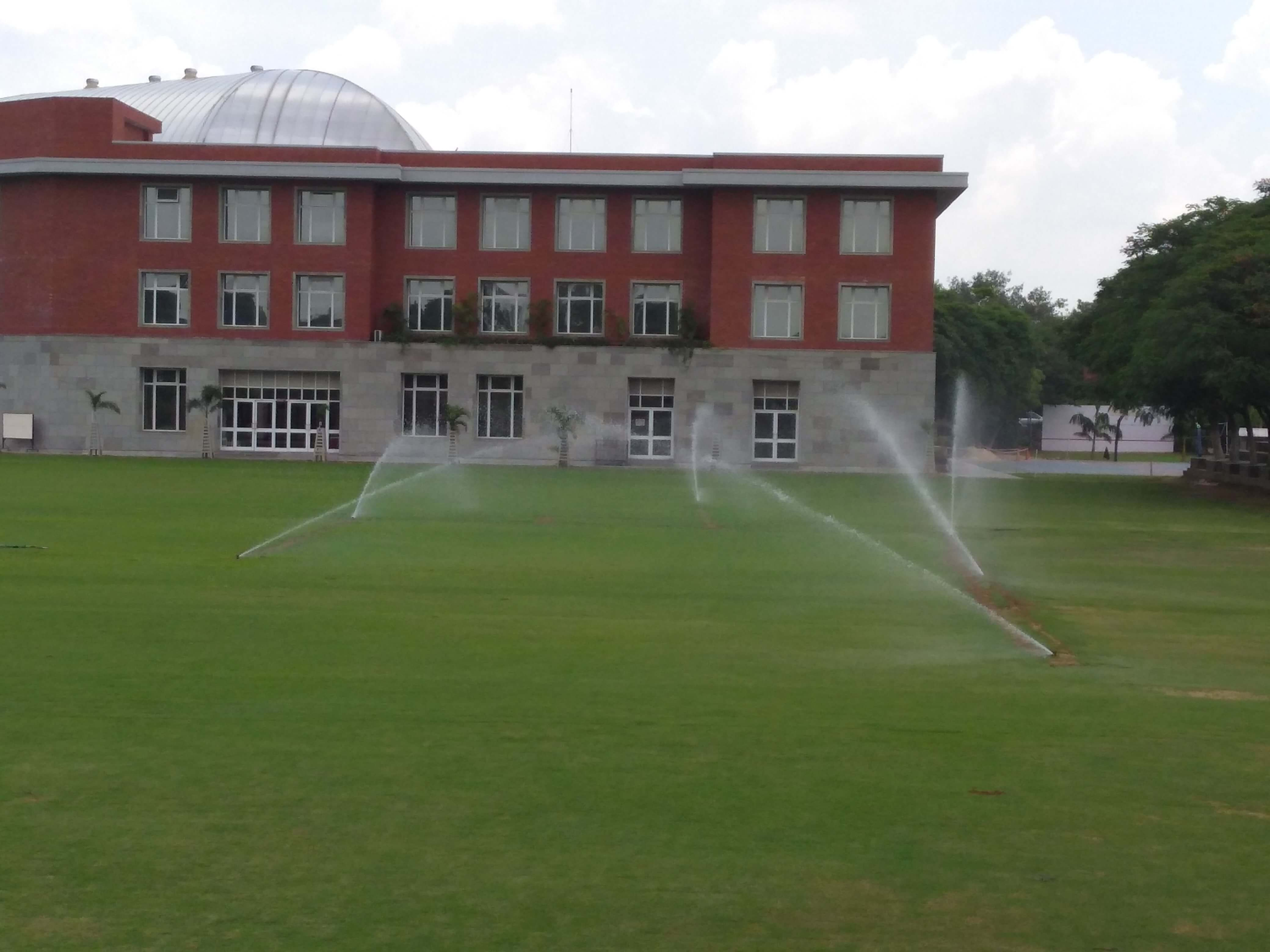 Irrigation Systems for Commercial