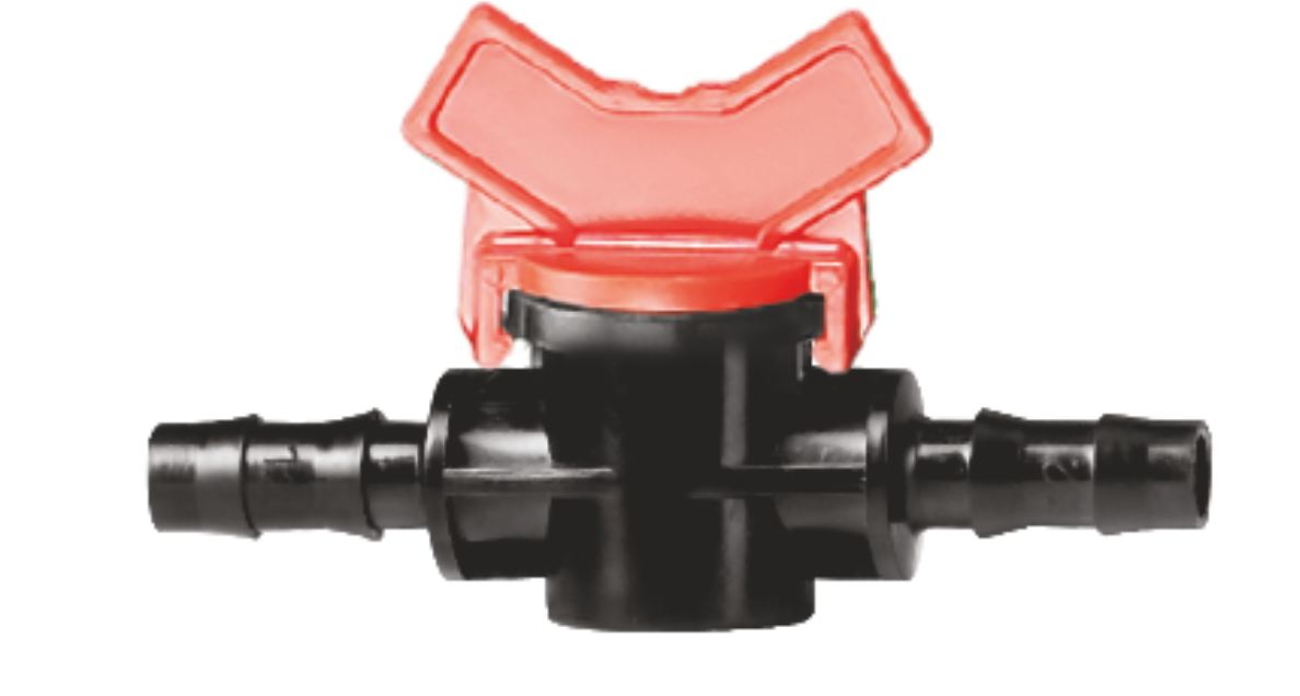 Lateral Valve Fitting Irrigation Accessories AutomatIrrigation