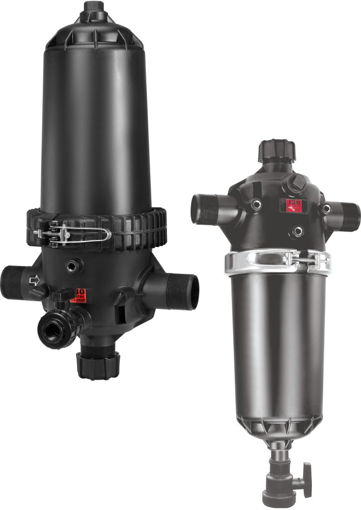 HT-124TL(HC) & 124TL Primary & Secondary Filtration AutomatIrrigation