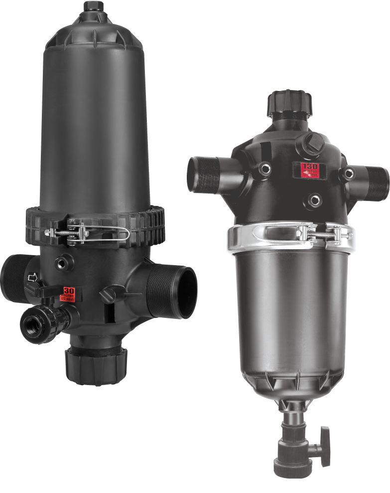 HT-135T(HC) & 135T Primary & Secondary Filtration AutomatIrrigation