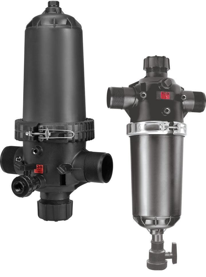 HT-125T(HC) & 125T Primary & Secondary Filtration AutomatIrrigation