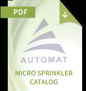 Micro Sprinklers & Accessories