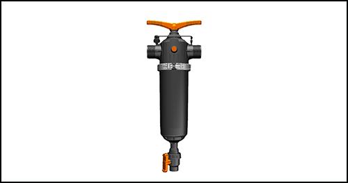 SADF semi automatic disc filter automat